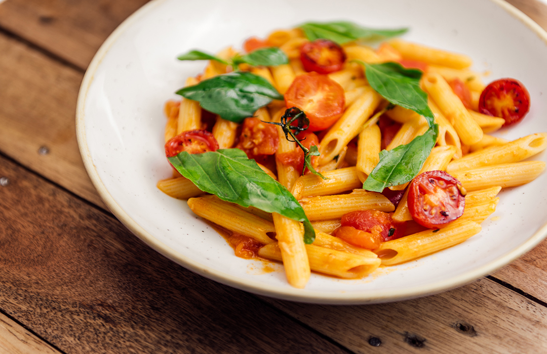 009 penne with san marzano tomatoes  low res