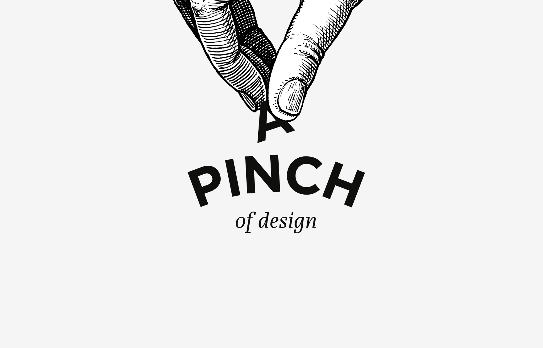 Pinch of design velika